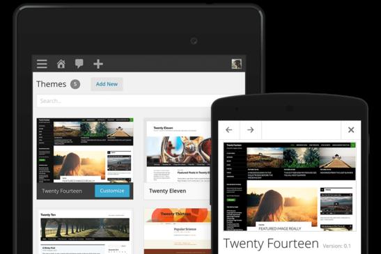 wordpress mobil tools
